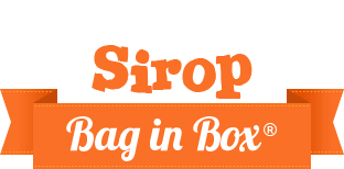 Sirop - Bag in Box